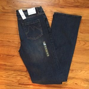 NY&C size 10 Tall curvy bootcut jeans